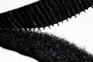 Hvordan man laver Velcro støv pjuske