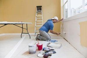 Hvordan man beregner kvadratfod for indvendige maleri
