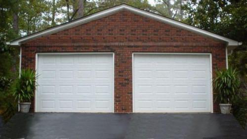 Hvordan man opbygger en mursten Garage
