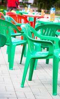 Hvordan til at dekorere plastik stole