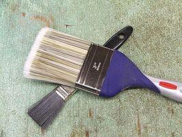 Sådan Paint keramiske fliser til dit hjem