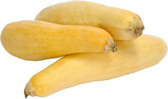 Hvor mange Pounds af gul Squash pr. plante?