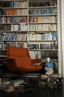 Hvordan man bruger bogreoler som værelse delelinjer
