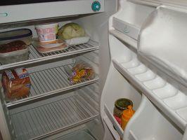 Den bedste måde at optø køleskab