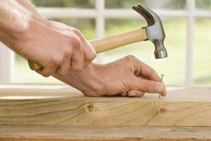 Hvordan at rengøre konstruktion støv fra inde i et hjem