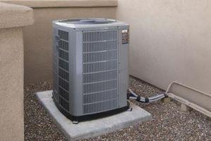 Min Air Conditioner vil ikke køle under 77