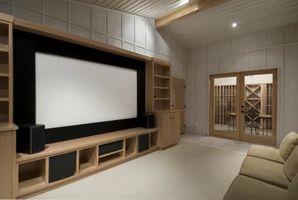 Sådan installeres Samsung 2.1-kanals lyd Bar hjem teatre