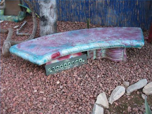 Hvordan man laver møbler fra snavs