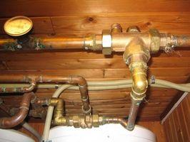 Forordninger om placering af varmt vandvarmere