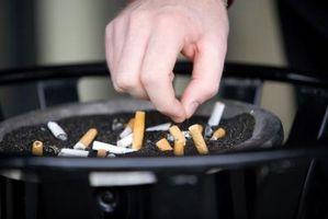 Sådan bruges en affugter til Get slippe af cigaretrøg