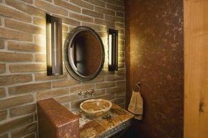 Rådgivning om badeværelse belysning