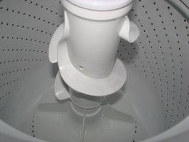 Sådan foretages fejlfinding af Kenmore vaskemaskine der ikke Spin