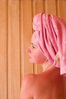 Sådan oprettes en Sauna i dit badekar