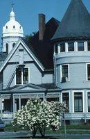 Hvordan til at redesigne et todelt hus i et victoriansk hjem