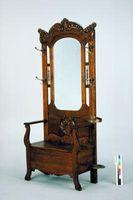 Ideer til dekorere med antikke møbler