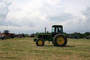 Sådan fungerer en John Deere traktor