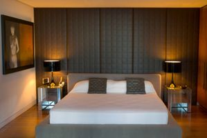 Udsmykning Tips til en lille soveværelse