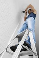 Sådan Fix en bøjet Metal-stigen