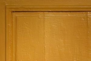 Hvordan skal gentegnes færdige kabinetter