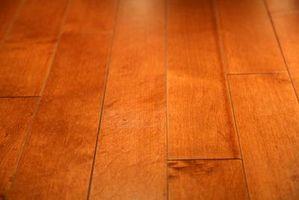 Hvordan kan jeg fortælle hvilken slags træ gulv har jeg?