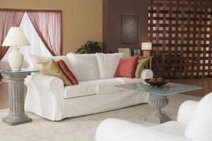 Hvilken slags stof til brug for en Sofa?