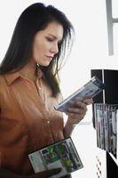 Hvordan man opbygger et kabinet med DVD plast enhed Lagerreoler