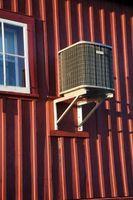 Hvordan at reparere en Trane varmepumpe