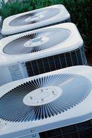 Sådan nulstilles en luftfartsselskab Air conditionere enhed