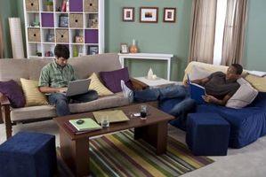 Stue ideer med to sofaer