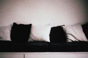 Hvordan man laver en Pillowed bænk