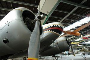 Flyvemaskine loft Fan instruktioner