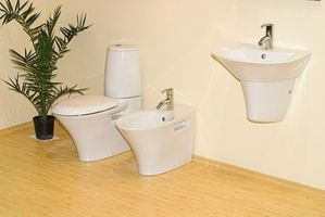 Mexicanske badeværelse udsmykning