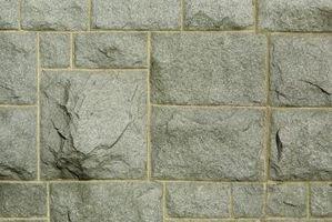 Typer af mørtel til Cement Board