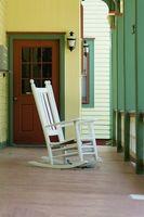 DIY Beach House møbler