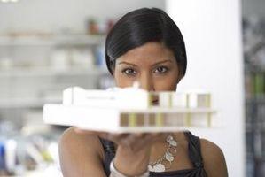Hvordan man opbygger en arkitektonisk Site basismodellen?