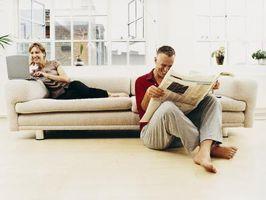 Hvordan man laver en romersk sofa