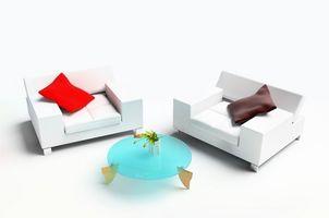 Maleri møbler: Husstand Tips