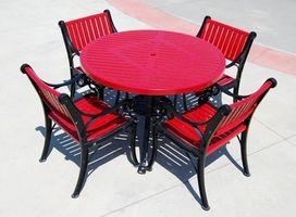 Udendørs møbler & møbler stof