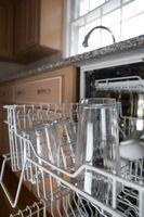 Sådan foretages fejlfinding af en KitchenAid opvaskemaskine ikke rindende vand