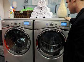 Sådan annulleres Start forsinkelse på Whirlpool vaskemaskine