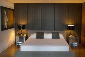 Den bedste soveværelse indretning for en lille soveværelse