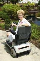 Hvordan at vælge en el-kørestol