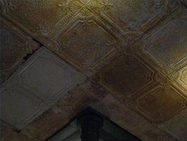 Alternativer til et Drop loft
