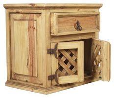 DIY nød et kabinet