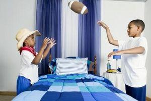 Hvordan til at designe en fodbold soveværelse for drenge