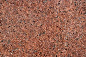 Oplysninger om granit & natursten