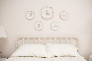 Montering store keramiske plader på væggen