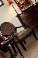 Sådan reparation møbler skader
