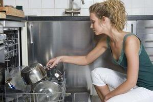 Kan bruges eddike i opvaskemaskinen?