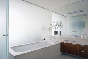 Badeværelse loft Design Idéer